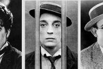Chaplin, Keaton, and Lloyd