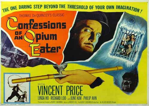 Poster of Confessions of an Opium Eater