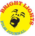 The second logo for Bright Lights online, designed by Irina Beffa circa 2008