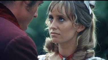 Perry King and Susan George