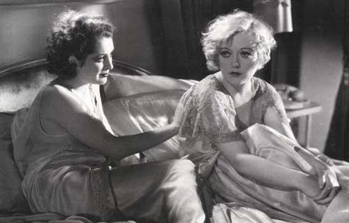 Billie Dove and Marion Davies in Blondie of the Follies (1932)