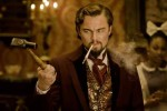 Leonardo di Caprio as Candy in Django Unchained