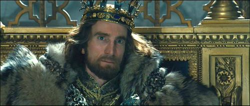 What happens to men who participate in such evil? (screenshot from Maleficent with Sharlto Copley)