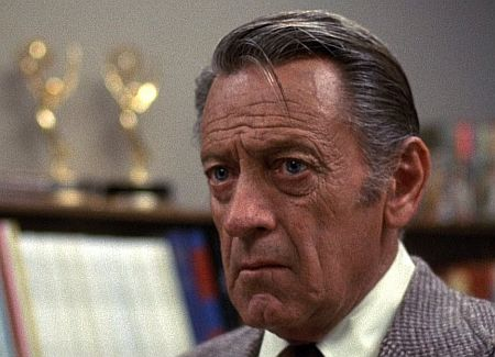 William Holden as Max Schumacher