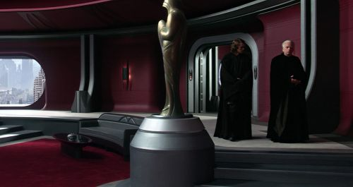 Political decay in Star Wars Episode III: Revenge of the Sith