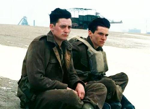 Dunkirk: Tommy and Gibson