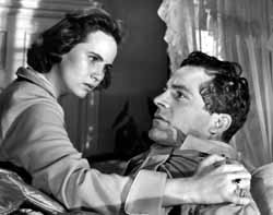 with Teresa Wright in The Best Years of Our Lives