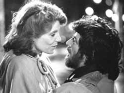 Jill Clayburgh and Alan Bates