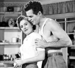 with Barbara Stanwyck in Clash by Night