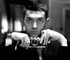A young Kubrick