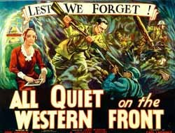 All Quiet on the Western Front lobby card