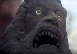 The great Zardoz head