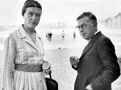 de Beauvoir and Sartre: Was she the 'hell' that is other people?