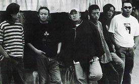 The Heavenly Club Band: Tibet's 'first rock group'