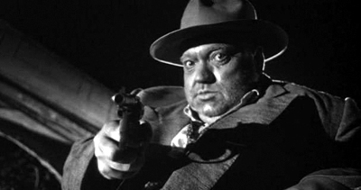 Welles in Touch of Evil