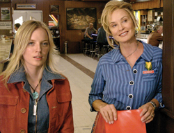 Sarah Polley and Jessica Lange in Don't Come Knocking