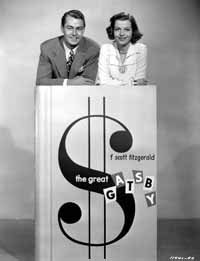 A novelty shot of Ladd and Field for the 1949 version