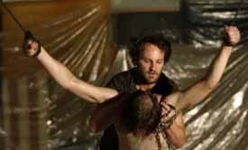 A torture scene in Zero Dark Thirty