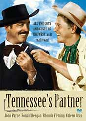 Poster for Tennessee's Partner