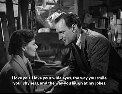 Celia Johnson and Trevor Howard in Brief Encounter