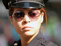 Rosie Perez as Carol the cop in Pineapple Express