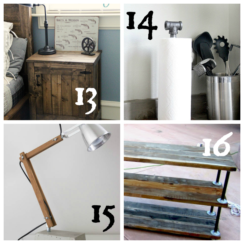 Industrial Furniture Round-up
