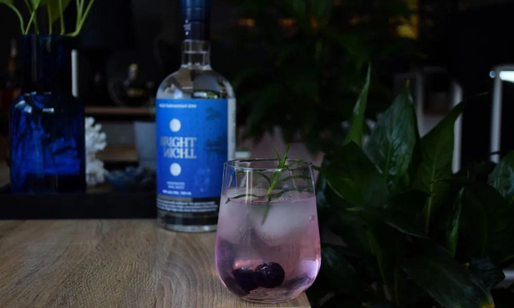 Bright Night Gin Signature Gin & Tonic