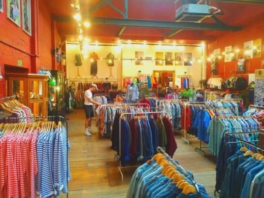 Atika - vintage fashion off Brick Lane