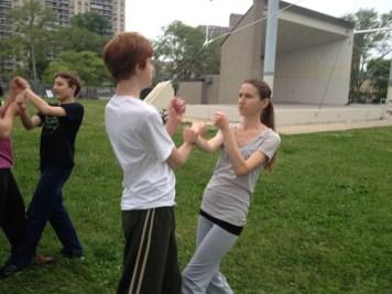 Wing Chun Training 2014 05 27_05