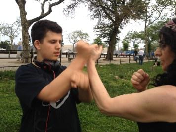 Wing Chun Training 2014 05 27_08