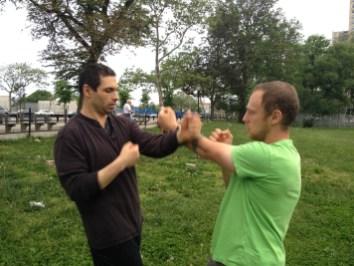 Wing Chun Training 2014 05 27_13
