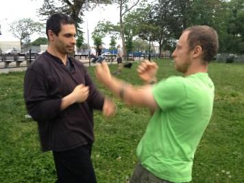 Wing Chun Training 2014 05 27_15