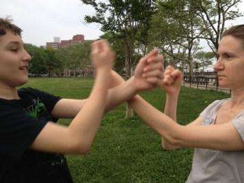 Wing Chun Training 2014 05 27_19