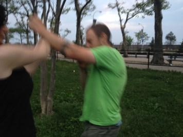 Wing Chun Training 2014 05 27_26