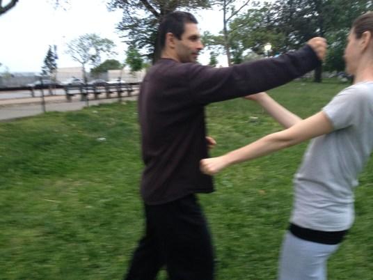 Wing Chun Training 2014 05 27_32