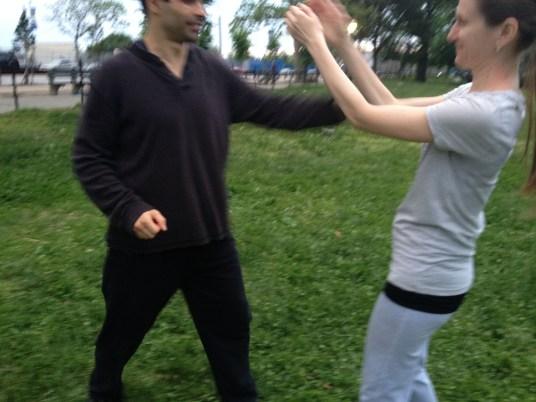 Wing Chun Training 2014 05 27_33