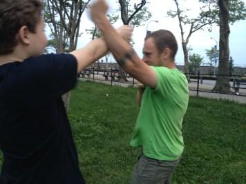 Wing Chun Training 2014 05 27_38