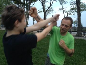 Wing Chun Training 2014 05 27_39