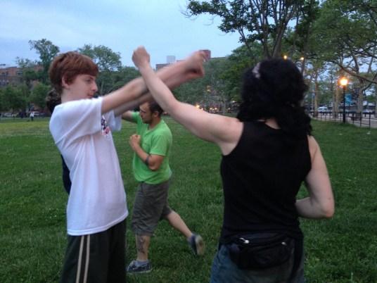 Wing Chun Training 2014 05 27_48