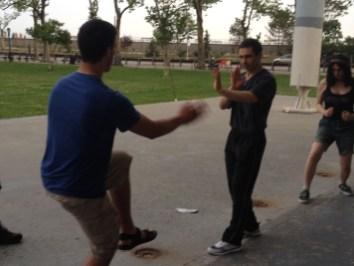 Wing Chun Training 2014 06 03_03