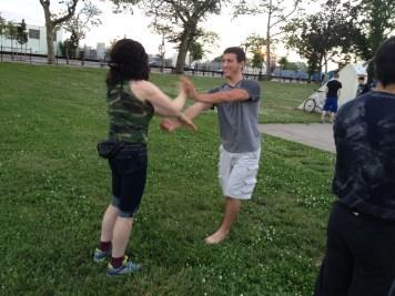 Wing Chun Training 2014 06 05_03