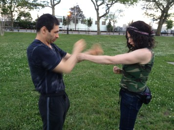 Wing Chun Training 2014 06 05_05