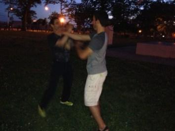 Wing Chun Training 2014 06 05_13