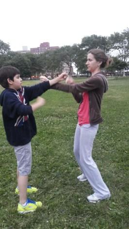 Wing Chun Training 2014 06 12_01