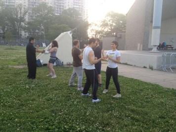 Wing Chun Training 2014 06 17_02