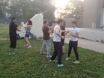 Wing Chun Training 2014 06 17_03