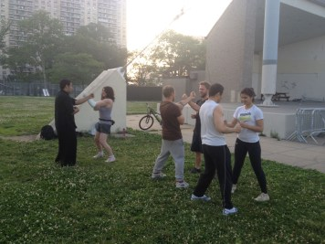 Wing Chun Training 2014 06 17_04
