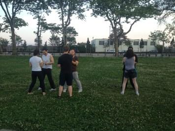Wing Chun Training 2014 06 17_05