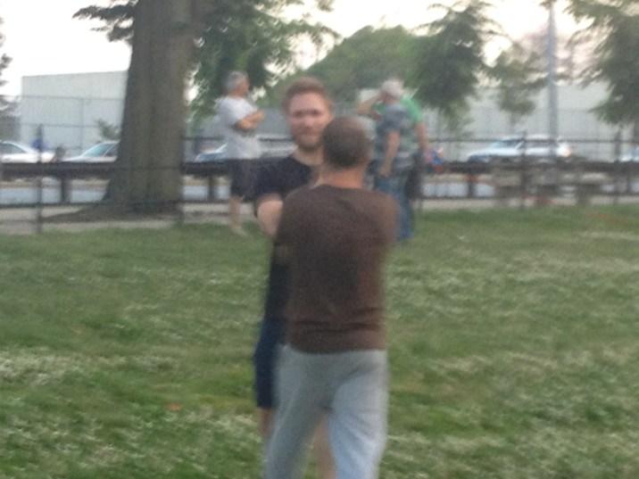 Wing Chun Training 2014 06 17_20