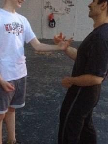 Wing Chun Training 2014 06 19_15